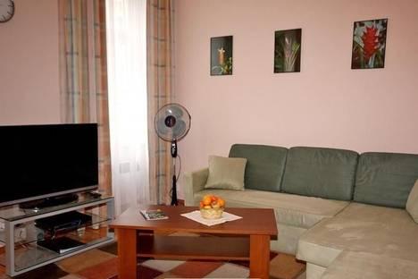 Сдается 1-комнатная квартира посуточно в Карловых Варах, Zámecký vrch, 1.