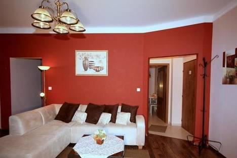 Сдается 3-комнатная квартира посуточнов Карловых Варах, Zámecký vrch, 13.