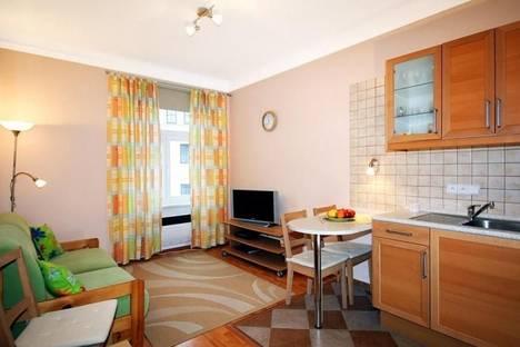 Сдается 1-комнатная квартира посуточно в Карловых Варах, Zámecký vrch, 10.