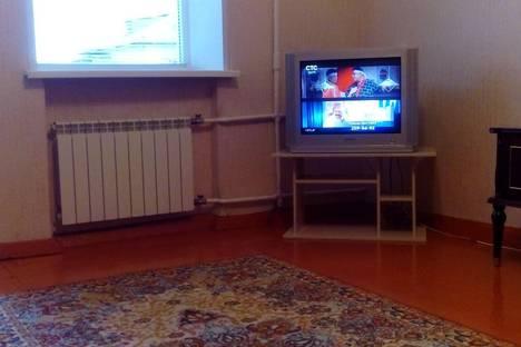 Сдается 1-комнатная квартира посуточно в Железногорске, ул. Школьная д.67.