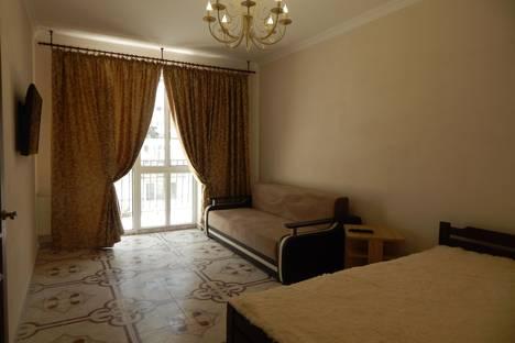 Сдается 1-комнатная квартира посуточно, ул. Челнокова, 27.