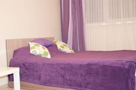 Сдается 1-комнатная квартира посуточнов Тюмени, ул. 50 лет Октября, 57б.