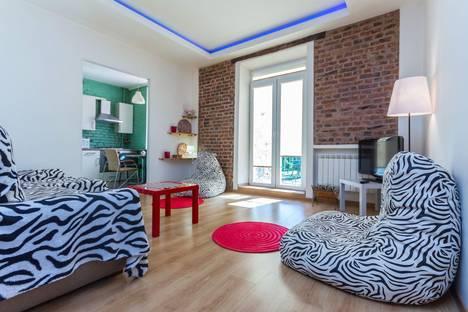 Сдается 2-комнатная квартира посуточно в Минске, свердлова 24.