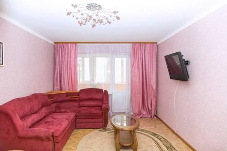 Сдается 1-комнатная квартира посуточнов Южно-Сахалинске, ул. Есенина, 12а.