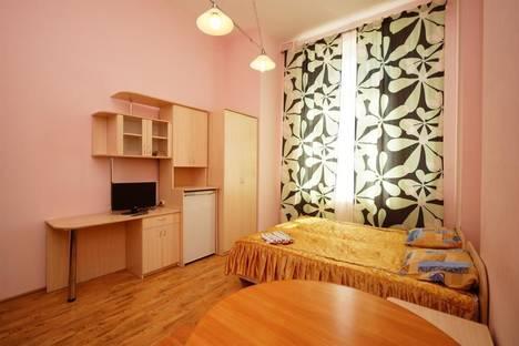 Сдается 1-комнатная квартира посуточнов Санкт-Петербурге, ул. Брянцева, 7 к.1.