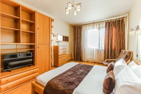 Сдается 1-комнатная квартира посуточно в Москве, ул. Полоцкая, 25 к 1.