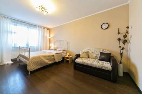Сдается 1-комнатная квартира посуточнов Лобне, Физкультурная, 6.