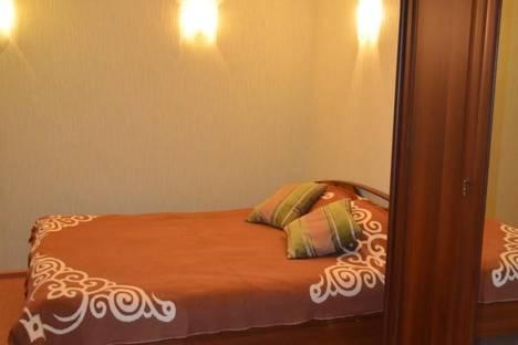 Сдается 2-комнатная квартира посуточнов Инте, Куратова 48.