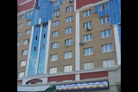 Сдается 1-комнатная квартира посуточнов Чебоксарах, Университетская, 38 корпус 1.