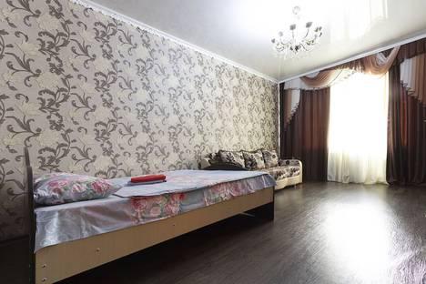 Сдается 1-комнатная квартира посуточно в Астрахани, ул. Белгородская, 9/1.