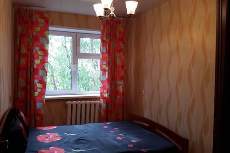 Сдается 2-комнатная квартира посуточнов Якутске, ул. Губина, 33.