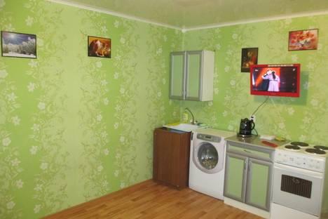 Сдается 1-комнатная квартира посуточно в Нижнекамске, ул. 30 лет Победы, 7.