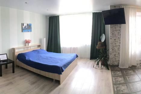 Сдается 1-комнатная квартира посуточно в Пскове, Рижский проспект, 74А.
