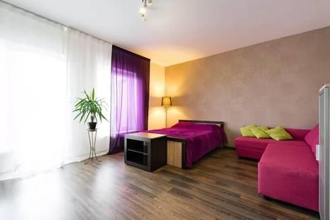 Сдается 1-комнатная квартира посуточно в Пскове, ул. Ижорского Батальона, 15.