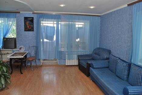 Сдается 1-комнатная квартира посуточно в Саранске, ул. Полежаева, 55.