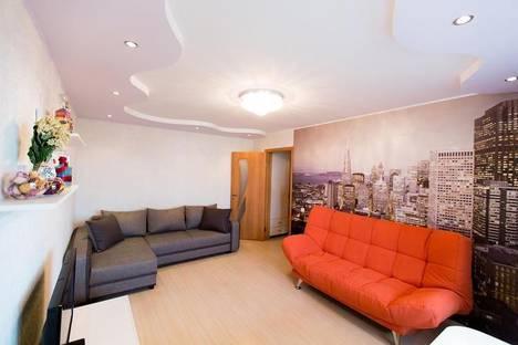Сдается 2-комнатная квартира посуточно в Витебске, пр. Строителей, 8.