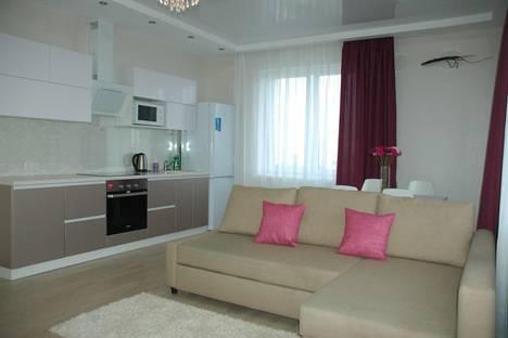 Сдается 2-комнатная квартира посуточно в Кемерове, ул.Спортивная,17.