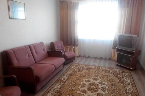 Сдается 1-комнатная квартира посуточно в Волковыске, ул.Горбатова,37.