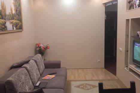 Сдается 3-комнатная квартира посуточнов Сочи, ул. Крупской, 38.