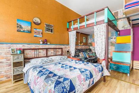 Сдается 1-комнатная квартира посуточно в Санкт-Петербурге, улица 11 линия В.О., дом 44.