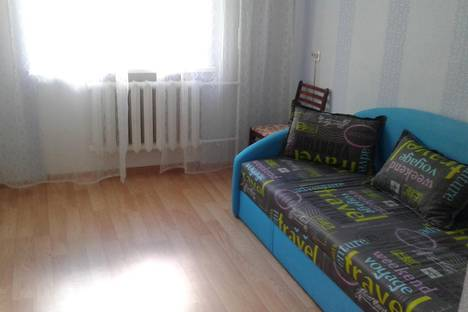Сдается 3-комнатная квартира посуточно в Ижевске, пушкинская 224.