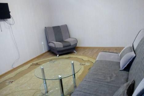 Сдается 2-комнатная квартира посуточно в Уральске, Ярославская 6.