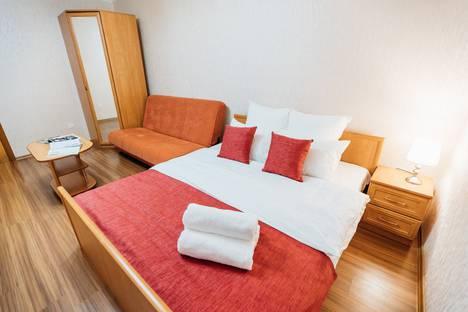 Сдается 1-комнатная квартира посуточно в Калуге, ул. Луначарского, 39.