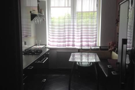 Сдается 1-комнатная квартира посуточно в Пионерском, Набережная 2 б.
