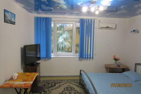 Сдается 1-комнатная квартира посуточно в Алуште, пос.Утес,Гагариной, 357.