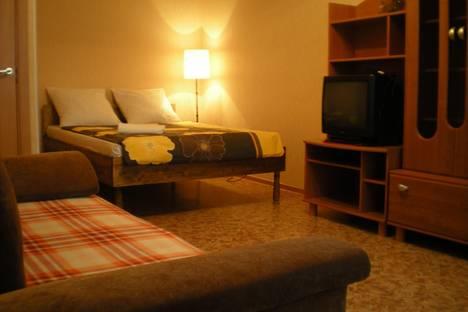 Сдается 1-комнатная квартира посуточно в Череповце, пр. Победы д.111А.