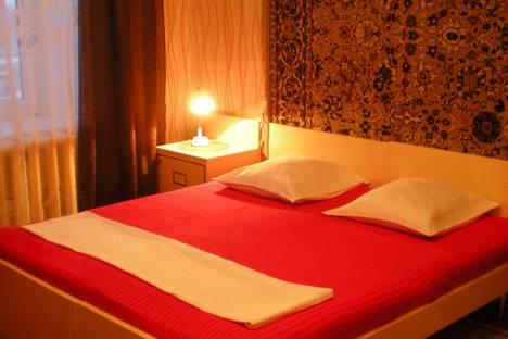 Сдается 1-комнатная квартира посуточнов Череповце, Краснодонцев д.51.