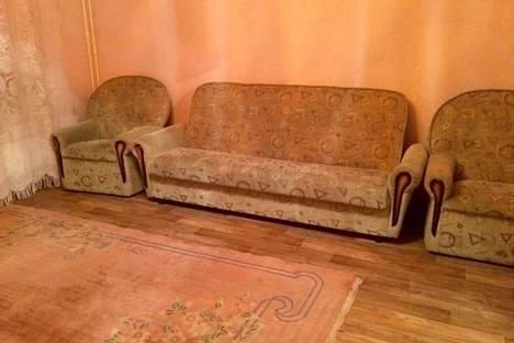 Сдается 2-комнатная квартира посуточно в Миассе, ул. Богдана Хмельницкого, 22.