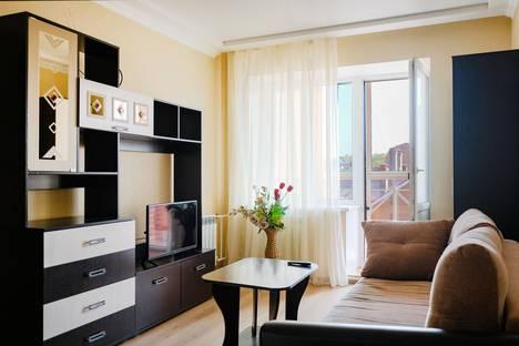 Сдается 1-комнатная квартира посуточно, ул. Советская, 60.