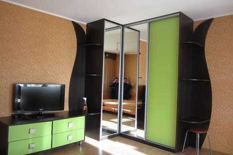 Сдается 1-комнатная квартира посуточнов Нефтеюганске, 15 микрорайон, 14.