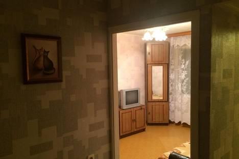 Сдается 1-комнатная квартира посуточно, 17А комплекс, 20.