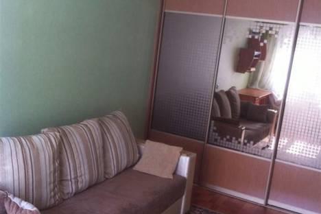 Сдается 3-комнатная квартира посуточно в Кемерове, ул. Сибиряков-Гвардейцев, 330.