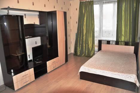 Сдается 1-комнатная квартира посуточнов Санкт-Петербурге, ул. Ворошилова, 33, кор.1.