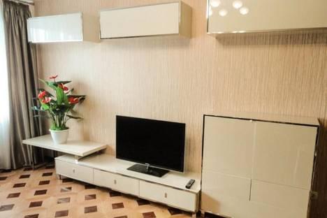 Сдается 1-комнатная квартира посуточнов Тюмени, Харьковская, 69.