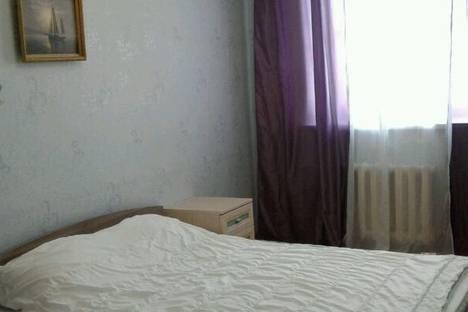 Сдается 2-комнатная квартира посуточно в Нижнем Новгороде, Родионова, 191.
