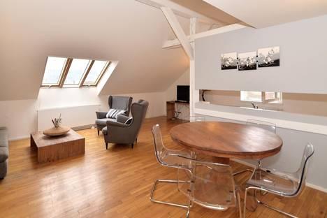 Сдается 4-комнатная квартира посуточно в Праге, Melantrichova, 10.