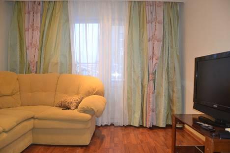 Сдается 2-комнатная квартира посуточнов Ухте, Строителей проезд, 9.