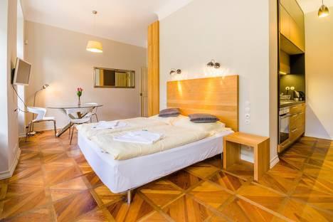 Сдается 2-комнатная квартира посуточно в Праге, Lužického semináře, 99/22.