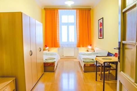 Сдается комната посуточнов Праге, Národní obrany, 544/7.