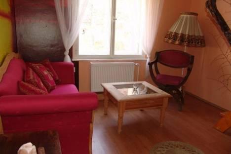 Сдается 1-комнатная квартира посуточно в Праге, Jecna, 509/12.