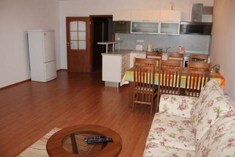 Сдается 3-комнатная квартира посуточно в Карловых Варах, Замецкий Верх, 23.