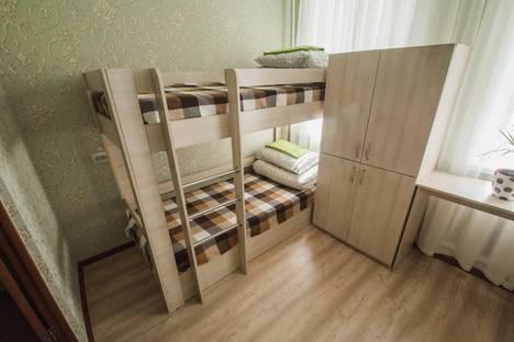 Сдается комната посуточно в Альметьевске, радищева 43.