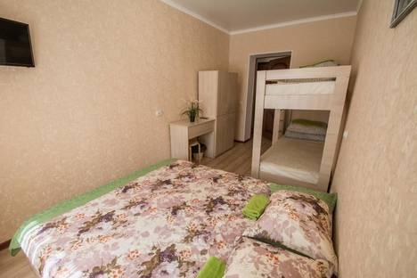 Сдается 3-комнатная квартира посуточнов Альметьевске, радищева 43.