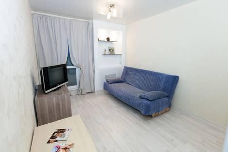 Сдается 1-комнатная квартира посуточно в Новосибирске, ул. Виктора Уса, 13.