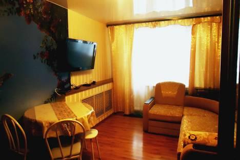 Сдается 2-комнатная квартира посуточнов Уссурийске, улица Суханова 47.