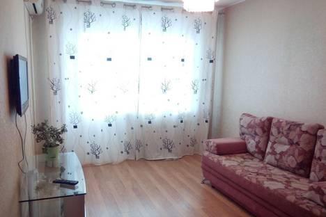 Сдается 2-комнатная квартира посуточно в Ижевске, Майская,24.